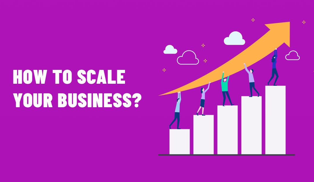 Business Scaling not Business Growth